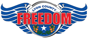 Lyon County Freedom Logo