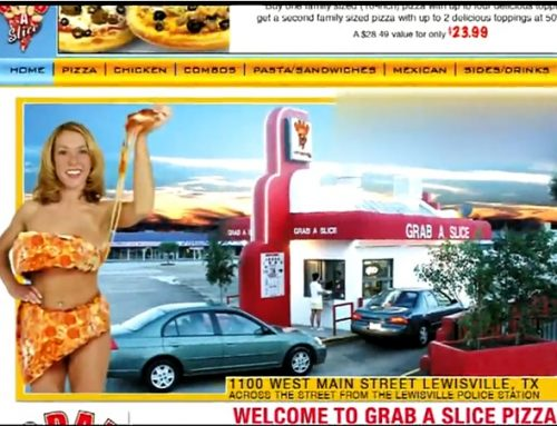 """Busted: The Real Story Behind the """"Grab a Slice"""" Pizza Pie Prostitute"""